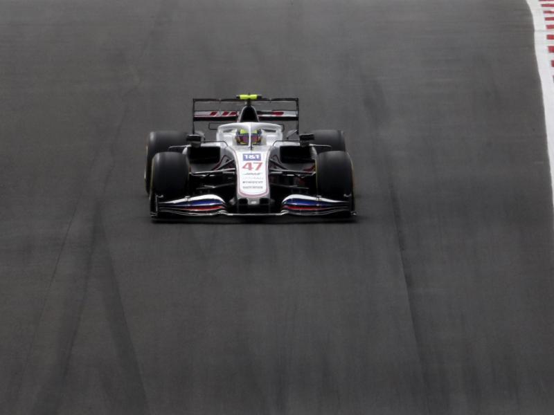 Mick Schumacher kam in der Qualifikation zum Großen Preis von Portugal nicht über den vorletzten Platz hinaus. Foto: Manu Fernandez/AP/dpa