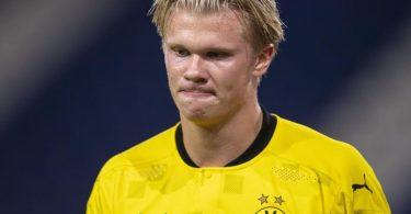 Erling Haaland steht dem BVB gegen Kiel nicht zur Verfügung. Foto: Marius Becker/dpa