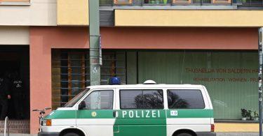 Pflegeeinrichtungen wie das Thusnelda-von-Saldern-Haus in Potsdam werden laut brandenburgischem Gesundheitsministerium grundsätzlich einmal im Jahr im Rahmen einer Regelüberwachung aufgesucht. Foto: Soeren Stache/dpa-Zentralbild/dpa