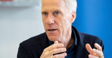 Ingo Froböse, Sportwissenschaftler an der Deutschen Sporthochschule Köln. Foto: Marius Becker/dpa
