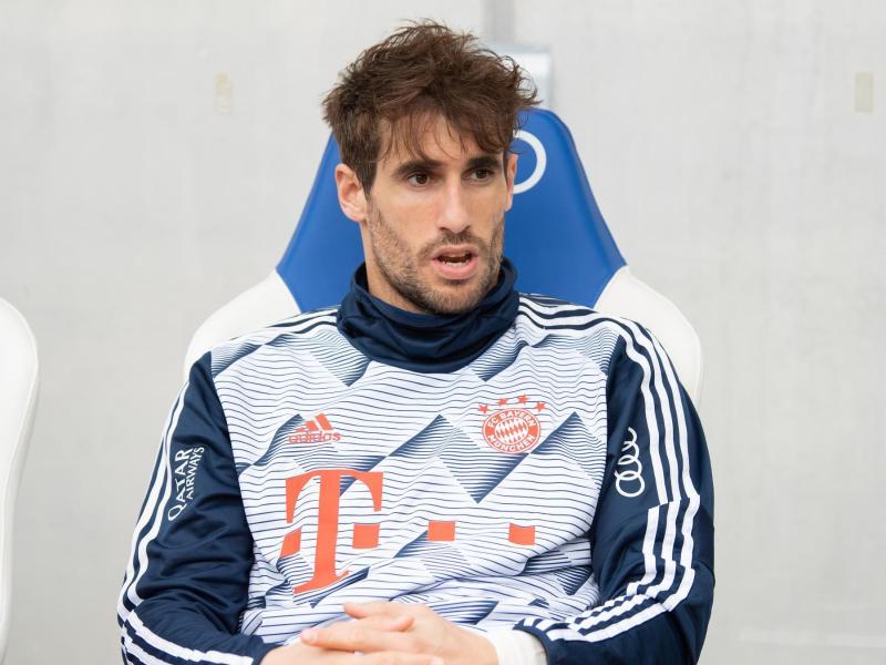 Hört im Sommer beim FC Bayern München auf: Javi Martínez. Foto: Tom Weller/dpa