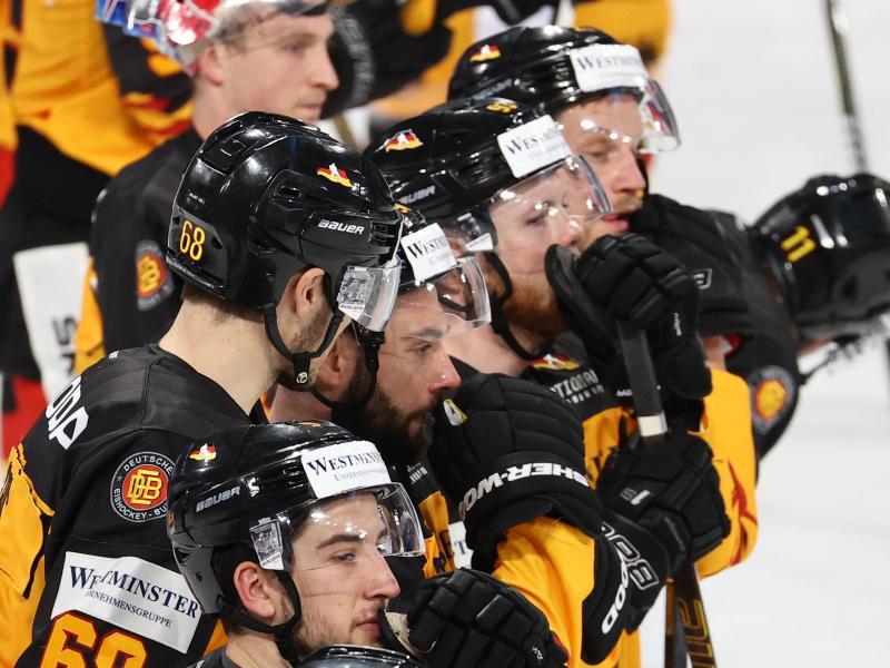 Alle Eishockey-Nationalspieler haben sich nach einem Corona-Verdachtsfall im Team umgehend isoliert. Foto: Daniel Karmann/dpa
