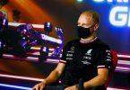 Trotz Gerüchten aus Großbritannien bangt Valtteri Bottas nicht um seinen Job bei Mercedes. Foto: Mark Sutton/Motorsport Images Pool/dpa