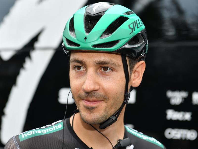 Glaubt an den Giro-Gesamtsieg: Emanuel Buchmann. Foto: Bernd Thissen/dpa