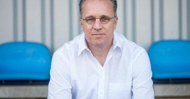 Tim Meyer erwartet ein Zurückfahren der Hygienemaßnahmen zur neuen Bundesliga-Spielzeit. Foto: Oliver Dietze/dpa