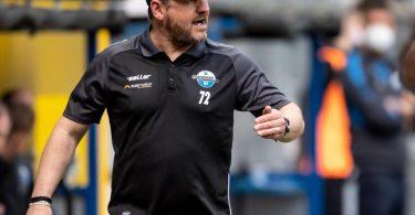 Übernimmt in der neuen Saison beim 1. FC Köln: Steffen Baumgart. Foto: Marius Becker/dpa