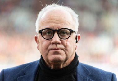 Muss sich vor der Ethikkammer des DFB-Sportgerichts erklären: Noch-DFB-Präsident Fritz Keller. Foto: Patrick Seeger/dpa
