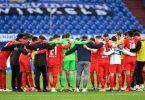 Hertha BSC machte mit dem Sieg auf Schalke einen großenSchritt Richtung Klassenerhalt. Foto: Martin Meissner/AP-Pool/dpa