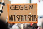 Das Archivfoto zeigt eine Kundgebung gegen Antisemitismus in Hannover. Foto: Christophe Gateau/dpa
