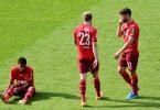 Der 1. FC Köln bleibt nach dem 0:0 in Berlin auf Abstiegsplatz 17. Foto: Soeren Stache/dpa-Pool/dpa
