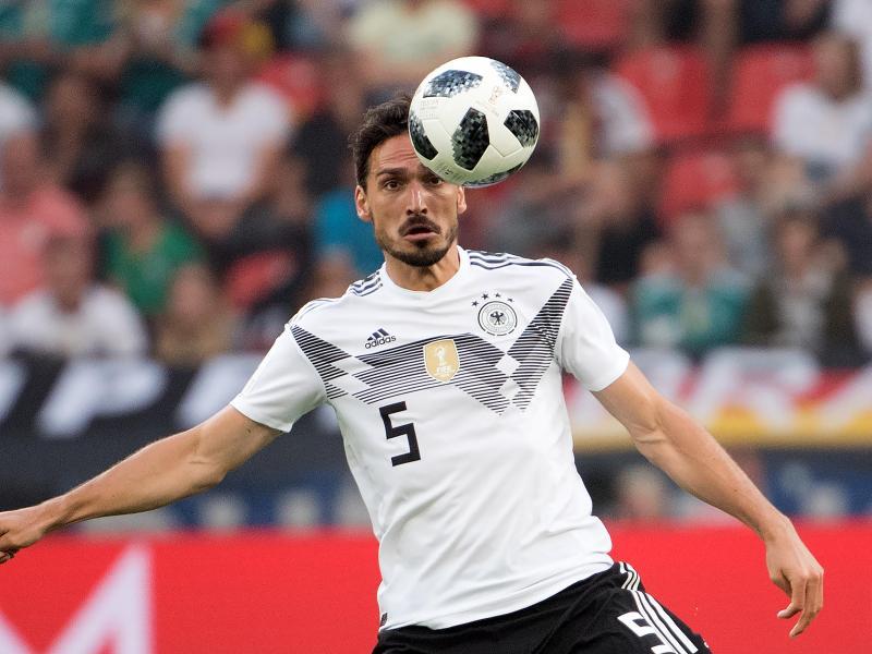 Soll laut Medienberichten in die Nationalmannschaft zurückkehren: Mats Hummels. Foto: Federico Gambarini/dpa