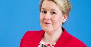Bundesfamilienministerin Franziska Giffey tritt zurück. Foto: Bernd von Jutrczenka/dpa