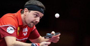 Tischtennis-Ass Timo Boll nimmt zum fünften Mal an Olympischen Spielen teil. Foto: Marius Becker/dpa