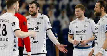 Der THW Kiel schied gegen Paris Saint-Germain aus. Foto: Frank Molter/dpa