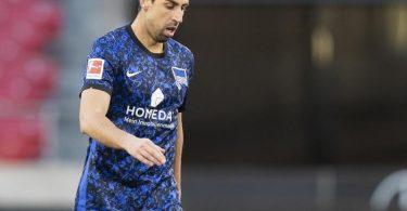 Hertha BSC war für Sami Khedira die letzte Station als Fußballprofi. Foto: Tom Weller/dpa