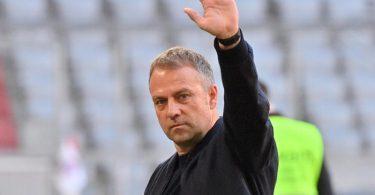 Die Cheftrainer-Ära von Hansi Flick beim FCBayern währte nur gute anderthalb Jahre. Foto: Peter Kneffel/dpa-Pool/dpa