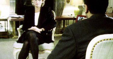Prinzessin Diana im Gespräch mit dem BBC-Reporter Martin Bashir im Jahr 1995. Foto: BBC/PA Media/dpa