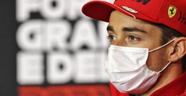 Hat in Monaco ein Heimspiel: Ferrari-Pilot Charles Leclerc. Foto: Xpbimages/Xpbimages/dpa
