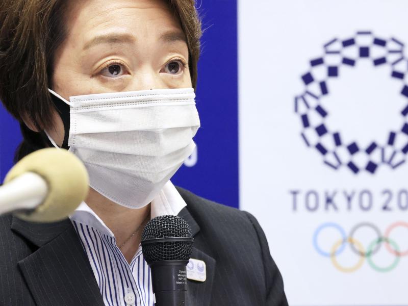 Organisationschefin der Tokio-Spiele: Seiko Hashimoto. Foto: ---/kyodo/dpa