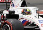 Haas-Pilot Mick Schumacher hatte im Training einen Unfall. Foto: Luca Bruno/AP/dpa