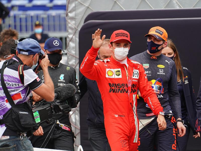 Startet nicht bei seinem Heimrennen in Monaco: Ferrari-Pilot Charles Leclerc. Foto: Hasan Bratic/dpa