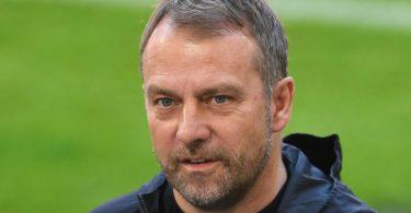Hansi Flick wird nach der EM neuer Bundestrainer. Foto: Andreas Gebert/Reuters-Pool/dpa