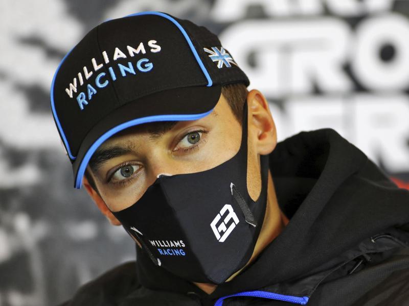 Ersetzt Lewis Hamilton in Bahrain: George Russell. Foto: Xpbimages.Com/POOL xpbimages.com/AP/dpa