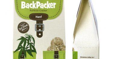 Die Firma Govinda Natur GmbH ruft das Produkt «Govinda Backpacker Hanf» zurück. Foto: www.lebensmittelwarnung.de/dpa-infocom