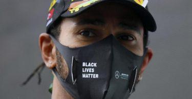 Kann in Abu Dhabi an den Start gehen: Mercedes-Pilot Lewis Hamilton. Foto: Clive Mason/POOL Getty/AP/dpa