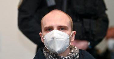 Lebenslange Haft mit anschließender Sicherungsverwahrung: Das Urteil gegen Stephan Balliet ist gefallen. Foto: Hendrik Schmidt/dpa-Zentralbild-POOL/dpa