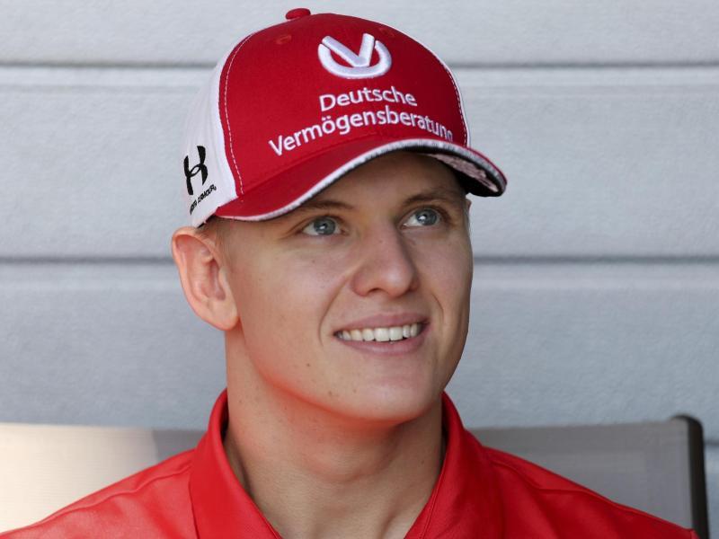 Freut sich auf sein Formel-1-Debüt: Mick Schumacher. Foto: Kamran Jebreili/AP/dpa