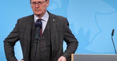 Bodo Ramelow steht in der Kritik. Foto: Bodo Schackow/dpa-Zentralbild/dpa