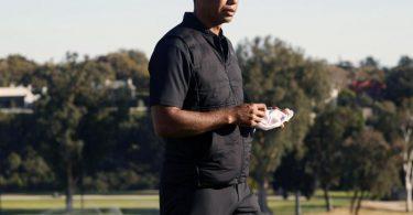 Tiger Woods ist Gastgeber des PGA-Turniers in Los Angeles. Foto: Ryan Kang/FR171219 AP/dpa