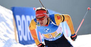 Arnd Peiffer beendet seine Karriere. Foto: Sven Hoppe/dpa
