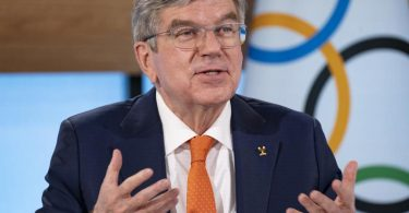 Wirbt nach dem Ausschluss ausländischer Zuschauer von den Sommerspielen in Tokio um Verständnis: IOC-Präsident Thomas Bach. Foto: Greg Martin/IOC/dpa