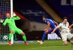 Der Engländer Dominic Calvert-Lewin (M.) trifft gegen San Marino zum 2:0. Foto: Adam Davy/PA Wire/dpa