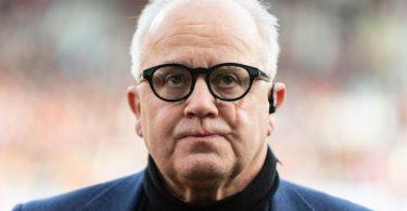 DFB-Präsident Fritz Keller gerät zunehmend unter Druck nach seiner verbalen Entgleisung. Foto: Patrick Seeger/dpa