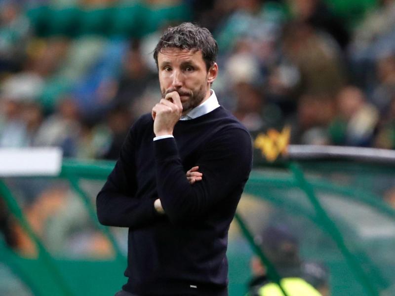 Mark van Bommel ist der neue Trainer des VfL Wolfsburg. Foto: Armando Franca/AP/dpa