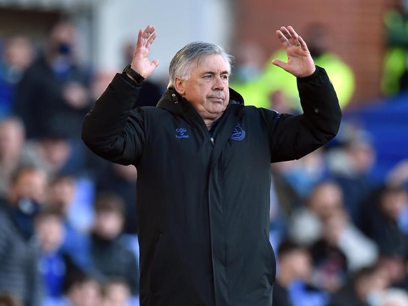 Carlo Ancelotti steht noch beim FC Everton unter Vertrag. Foto: Peter Powell/PA Wire/dpa