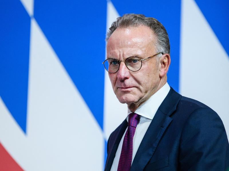 Karl-Heinz Rummenigge hat seinen Vertrag als Vorstandsvorsitzender des FCBayern zum 30. Juni 2021 aufgelöst. Foto: Matthias Balk/dpa