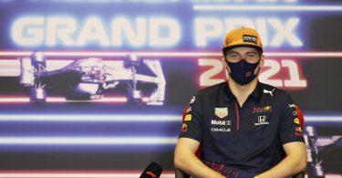 Geht als WM-Spitzenreiter in Baku ins Rennen: Max Verstappen. Foto: Clive Rose/Pool Getty/AP/dpa