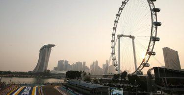 Das Rennen der Formel-1-Weltmeisterschaft in Singapur wurde abgesagt. Foto: Photo4/Lapresse/Lapresse via ZUMA Press/dpa