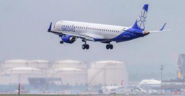 Fluggesellschaften aus der ehemaligen Sowjetrepublik Belarus dürfen nicht mehr in den Luftraum der EU fliegen. Foto: Andreas Arnold/dpa