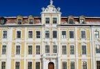 Der Landtag von Sachsen-Anhalt: Am 06.06.2021 wird der neue Landtag gewählt. Foto: Klaus-Dietmar Gabbert/dpa-Zentralbild/dpa