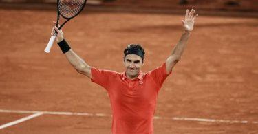 Roger Federer wird bei den French Open nicht zum Achtelfinale antreten. Foto: Thibault Camus/AP/dpa