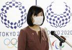 Hält eine nochmalige Verschiebung der Sommerspiele in Tokio für schwierig: Tamayo Marukawa, Japans Olympia-Ministerin. Foto: Kyodo/dpa