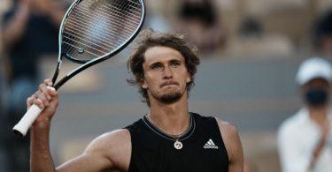 Geschafft: Alexander Zverev steht bei den French Open erstmals im Halbfinale. Foto: Thibault Camus/AP/dpa