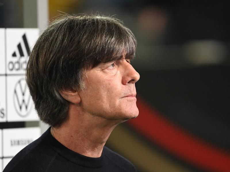 Blickt der EM optimistisch entgegen: Bundestrainer Joachim Löw. Foto: Federico Gambarini/dpa