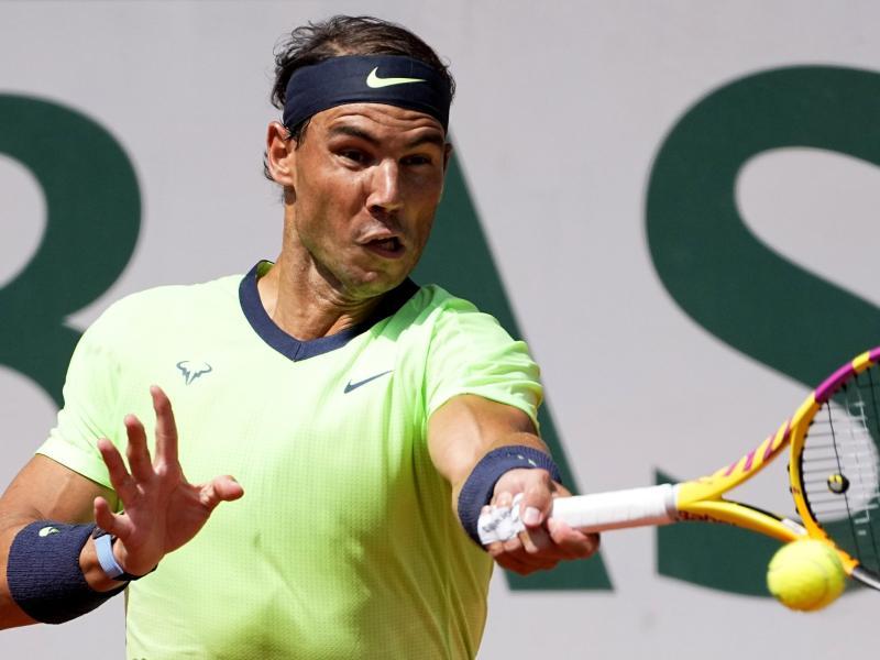Kämpfte sich ins Halbfinale der French Open: Rafael Nadal. Foto: Michel Euler/AP/dpa