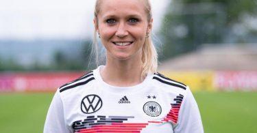 Soll das junge DFB-Team lenken: Dr. Turid Knaak. Foto: Sven Hoppe/dpa